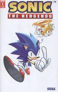 Sonic The Hedgehog (2018 IDW) 1C