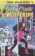 True Believers Kitty Pryde and Wolverine (2018) 1