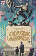 Captain America (2017 8th Series) 701A
