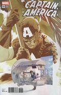 Captain America (2017 8th Series) 701B