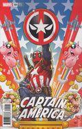 Captain America (2017 8th Series) 701C