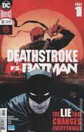 Deathstroke (2016 3rd Series) 30C