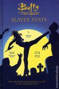 Buffy the Vampire Slayer Slayer Stats HC (2018 Insight Editions) 1-1ST