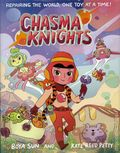 Chasma Knights HC (2018 First Second Books) 1-1ST
