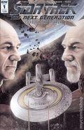 Star Trek The Next Generation Through the Mirror (2018 IDW) 1A