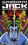 Samurai Jack Quantum Jack TPB (2018 IDW) 1-1ST