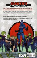 Scarlett's Strike Force TPB (2018 IDW) A New GI Joe Mission 1-1ST