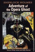 Sherlock Holmes Adventures of the Opera Ghost TPB (2018 Caliber) 1-1ST