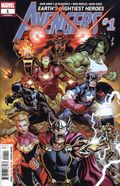 Avengers (2018 8th Series) 1A