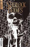 Sherlock Holmes Case of the Vanishing Man (2018 Dynamite) 1C