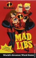 Incredibles Mad Libs SC (2018 Penguin Books) 1-1ST