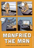Manfried the Man GN (2018 Quirk Books) 1-1ST