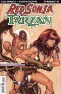 Red Sonja Tarzan (2018 Dynamite) 1A