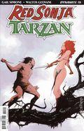 Red Sonja Tarzan (2018 Dynamite) 1B