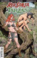 Red Sonja Tarzan (2018 Dynamite) 1C