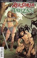 Red Sonja Tarzan (2018 Dynamite) 1D