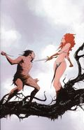Red Sonja Tarzan (2018 Dynamite) 1F