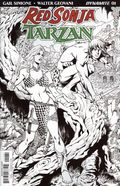 Red Sonja Tarzan (2018 Dynamite) 1H