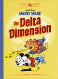Mickey Mouse The Delta Dimension HC (2018 FB) Disney Masters 1-1ST