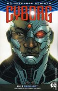 Cyborg TPB (2017- DC Universe Rebirth) 3-1ST