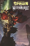 Medieval Spawn and Witchblade (2018 Image) 1A