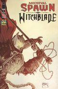 Medieval Spawn Witchblade (2018 Image) 1B