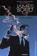 James Bond Kill Chain HC (2018 Dynamite) 007 1S-1ST