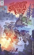 Spider King (2018 IDW) 4A