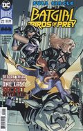 Batgirl and the Birds of Prey (2016) 22A