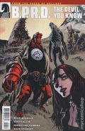 BPRD The Devil You Know (2017 Dark Horse) 6A