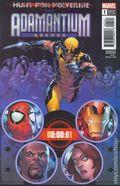 Hunt for Wolverine The Adamantium Agenda (2018) 1B