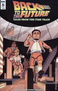 Back to the Future Tales from the Time Train (2017 IDW) 5A