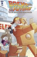 Back to the Future Tales from the Time Train (2017 IDW) 5B