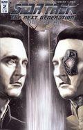 Star Trek The Next Generation Through the Mirror (2018 IDW) 2A