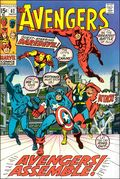 Avengers (1963 1st Series) UK Edition 82UK