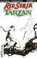 Red Sonja Tarzan (2018 Dynamite) 1I