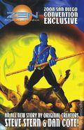 Zen Intergalactic Ninja San Diego Convention Exclusive (2008 Devil's Due) 1