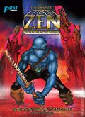 Best of Zen Intergalactic Ninja TPB (2010 Devil's Due) 1-1ST