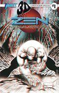 Zen Intergalactic Ninja 3D Convention Special (2011 Devil's Due) 1