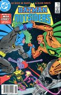 Batman and the Outsiders (1983 1st Series) Canadian Price Variant 27
