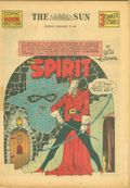 Spirit Weekly Newspaper Comic (1940-1952) Jan 5 1941