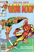Iron Man (1968 1st Series) Canadian Price Variant 177