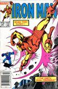 Iron Man (1968 1st Series) Canadian Price Variant 187