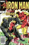 Iron Man (1968 1st Series) Canadian Price Variant 192