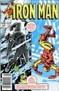 Iron Man (1968 1st Series) Canadian Price Variant 194