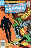 Justice League of America (1960 1st Series) Canadian Price Variant 224