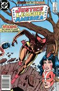 Justice League of America (1960 1st Series) Canadian Price Variant 234