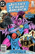 Justice League of America (1960 1st Series) Canadian Price Variant 251