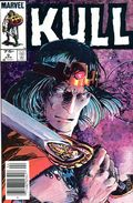 Kull the Conqueror (1983 3rd Series) Canadian Price Variant 9