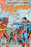 Red Tornado (1985) Canadian Price Variant 1